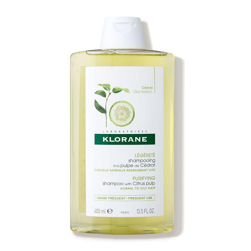 """<p><strong>Klorane</strong></p><p>dermstore.com</p><p><strong>$20.00</strong></p><p><a href=""""https://go.redirectingat.com?id=74968X1596630&url=https%3A%2F%2Fwww.dermstore.com%2Fproduct_Shampoo%2Bwith%2BCitrus%2BPulp%2B%2BClarifying_12410.htm&sref=https%3A%2F%2Fwww.marieclaire.com%2Fbeauty%2Fg33436644%2Fbest-clarifying-shampoo%2F"""" target=""""_blank"""">SHOP IT</a></p><p>This French brand doesn't mess around—effectiveness comes first. This shampoo utilizes glycolic acid and citrus to cleanse the hair and remove built-up, while the amino acids works to not overly strip the hair of natural oils. Plus, it smells as fresh as a bike ride through the French countryside.</p>"""