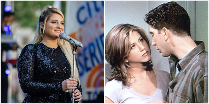 Meghan Trainor Is Rerecording the Friends Theme Song for the Show's 25th Anniversary
