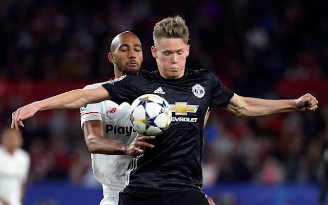 "Jose Mourinho believes Scott McTominay's heart will rule his head when it comes to choosing between the England and Scotland national teams in the coming weeks. New Scotland manager Alex McLeish has already declared that he wants to hold talks with the Manchester United midfielder ahead of naming his first squads for next month's (MAR) friendlies with Hungary and Costa Rica. McTominay was born in Lancaster to a Scottish father and has the option of playing for either nation, having already asked his club manager for his opinion. ""I've given him my advice but I think the advice of his parents is more important than mine,"" said Mourinho. ""His own heart is more important than my advice, because mine is purely from a career point of view. ""More important than his career is his feeling, his family's feeling and also the overall situation with him. Scott McTominay (centre) has become a key part of Jose Mourinho's team Credit: REUTERS ""He's going to have a very good career independently of his international choice – if he has the choice, because maybe Scotland or England don't want to select him, which is also possible. The most important thing is for him to feel good with himself."" The 21 year-old has become an increasingly important part of Mourinho's squad this season, especially in recent weeks when Paul Pogba has been left out of United's starting line-up, although he may not add to his eight starts when Chelsea visit Old Trafford on Sunday. Mourinho's meeting with his old club, and the inflammatory nature of his relationship with current Chelsea manager Antonio Conte, makes this one of the Premier League's more eagerly-awaited encounters, although the United manager desperately attempted to play down the fixture, insisting the upcoming league game with Liverpool is far more meaningful. ""It's any normal game and probably playing Liverpool in a few weeks means more because for my club – and everyone knows that the most important thing is not me – to play Liverpool has a special meaning,"" he said. ""That's the way I have to look at things. I don't have any bad feeling in relation to Chelsea to say, 'Oh, I'm going to prove this and that against my former club'. ""I'm not going to prove anything. In fact, every club I left – by my decision or by the board – I have very good feelings towards them. ""I've never played against Inter since I left, but I've faced Porto, Real Madrid and Chelsea, and the feeling is a good one. It's not a special thing."""