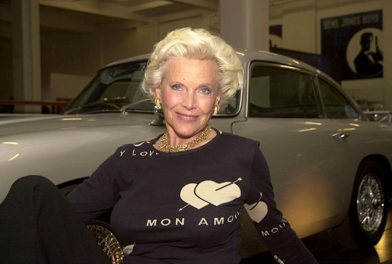 Actress Honor Blackman has died at age 94. (Photo: Yui Mok - PA Images/PA Images via Getty Images)