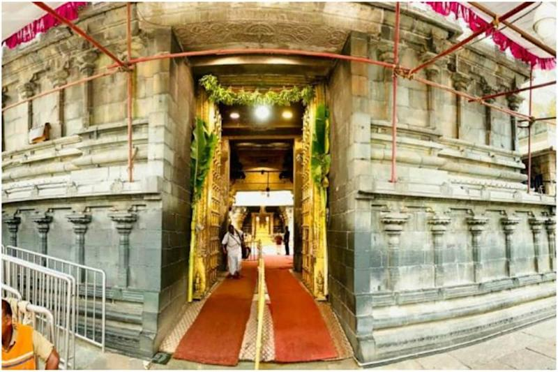 Tirupati's Lord Venkateswara Temple Receives a Whopping Rs 2 Cr Hundi Income in Single Day