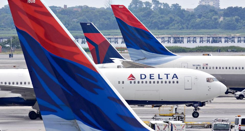The alleged racial profiling occurred on a Delta Air Lines flight