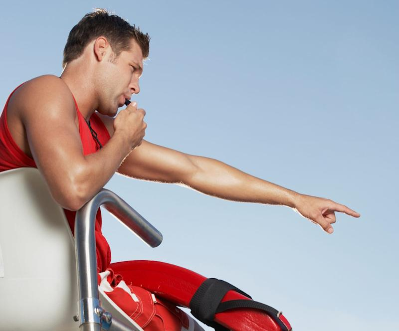 Running and rough-housing won't be the only infractions lifeguards will be cracking down on this summer.