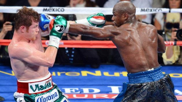 Floyd Mayweather delivers performance of career in rout of Canelo Alvarez