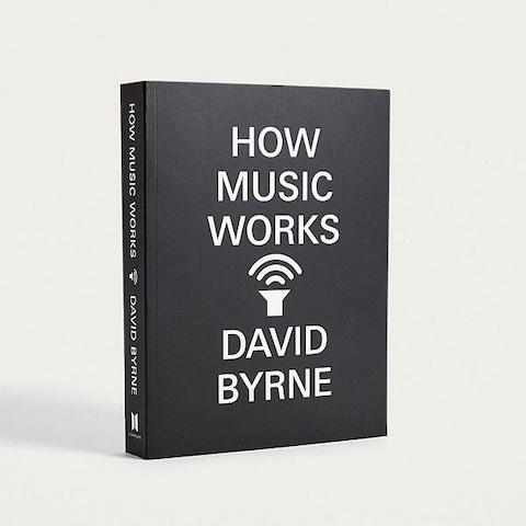 How Music Works by David Byrne - Credit: Urban Outfitters