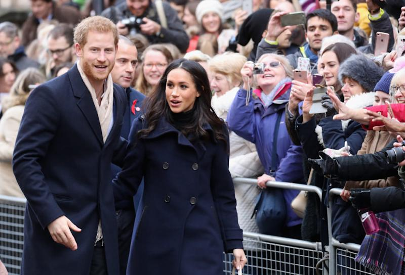Prince Harry joked about landing Meghan Markle as a ginger, and he's just the best