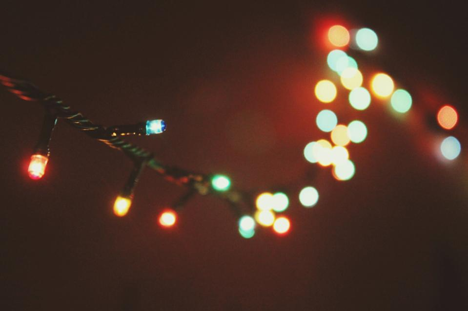 Fancy digging your Christmas lights back out? (Getty Images)