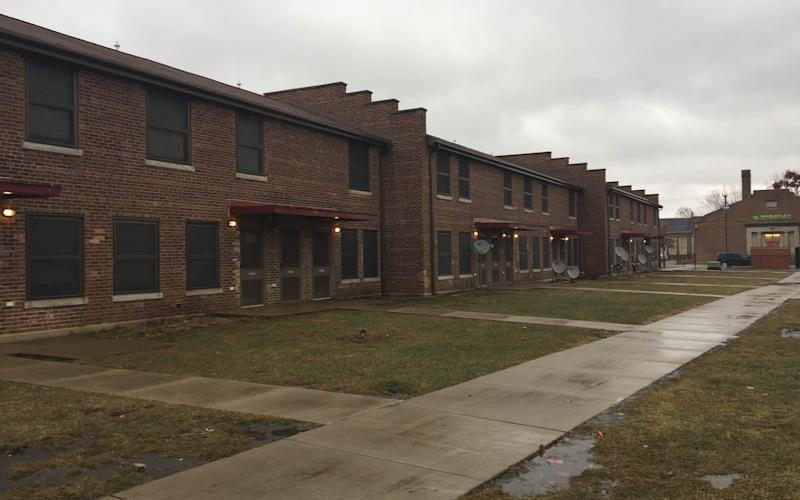 Altgeld Garden housing development project