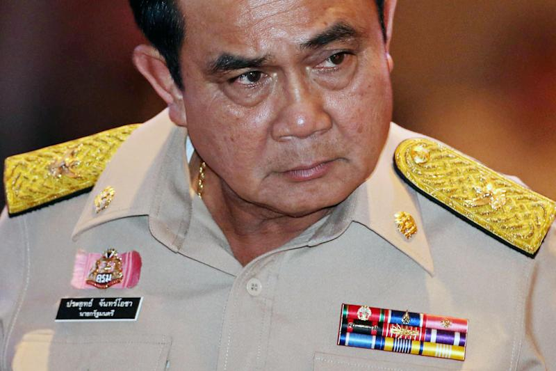 Thai Junta Leader Warns Opposition Not to Monitor Upcoming Referendum