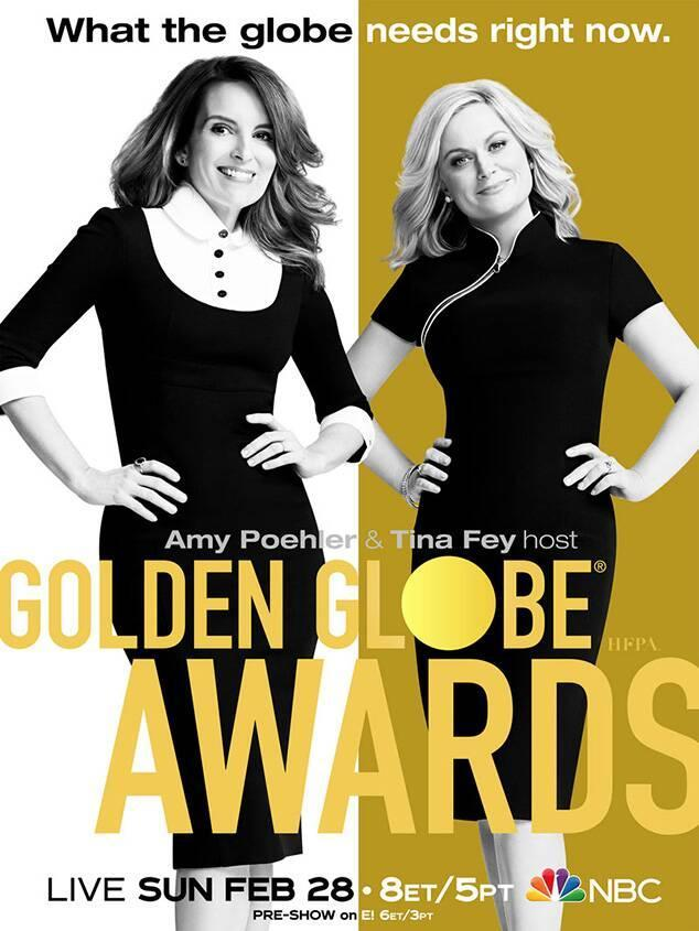 See the Exclusive First Look at Tina Fey & Amy Poehler's Golden Globes  Billboards