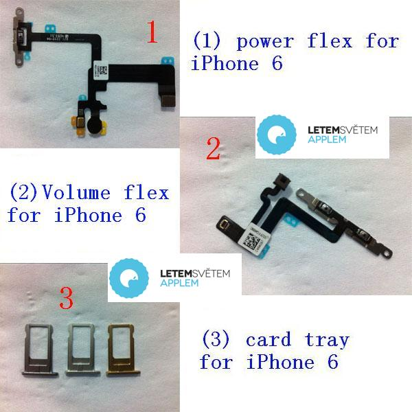 New iPhone 6 parts leak reaffirms huge redesign