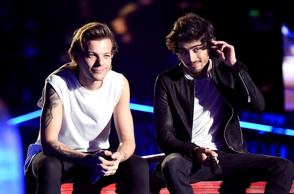 "Zayn and Louis landed themselves in hot water last year, when a video surfaced online, showing the twosome smoking a dodgy-looking cigarette, while Louis said to the camera: ""So here we are, leaving Peru. Joint lit. Happy days!""  Louis can also be heard joking that ""Mary J"" - a slang term for marijuana - is ""one very very important factor of Zayn's warm up""."