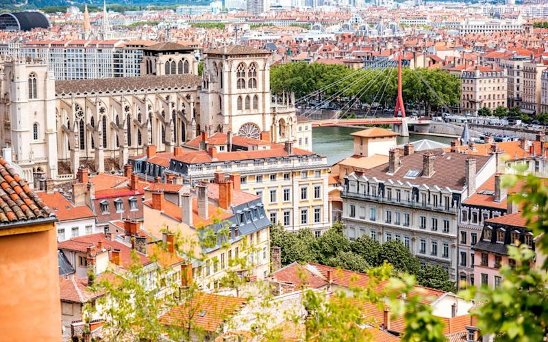 Lyon provides the perfect city break for foodies and culture lovers alike