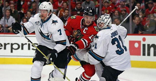 Blackhawks to host Sharks for 2019-20 home opener