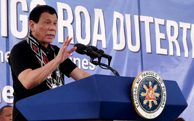 The Philippines complains that the portrayal of a fictional Filippino president in a US television drama denigrates the country