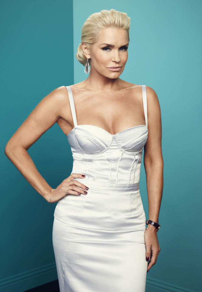 "Yolanda Hadid in ""The Real Housewives of Beverly Hills"" Season 3."