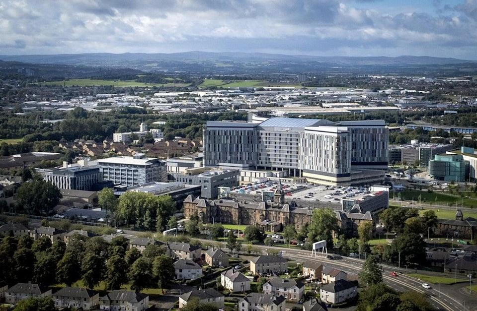The Queen Elizabeth University Hospital in Glasgow is currently at the centre of an inquiry after issues at the flagship site were linked to the deaths of two children (Jane Barlow/PA) (PA Wire)