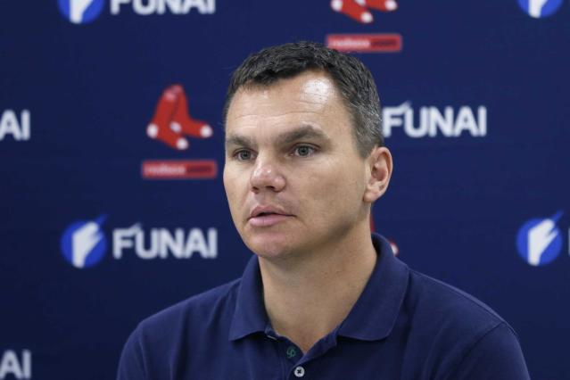 AP source: Pirates agree to hire Ben Cherington as GM