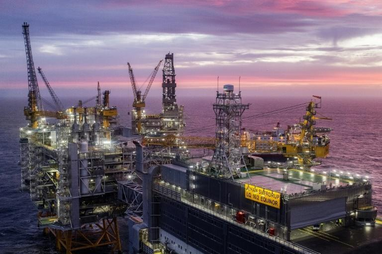 The oil sector accounts for 14 percent of Norway's gross domestic product, as well as 40 percent of its exports (AFP/Carina Johansen)