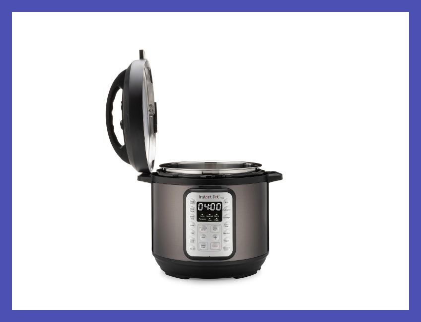 Sick of your own cooking? Us too. The Instant Pot introduces tons of variety without extra effort. (Photo: Walmart)