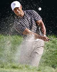 A different kind of Ryder Cup for Tiger