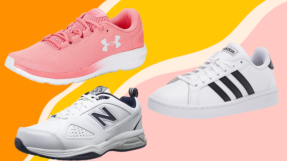 New Balance, Adidas and more great sneaker deals to shop for Prime Day 2021