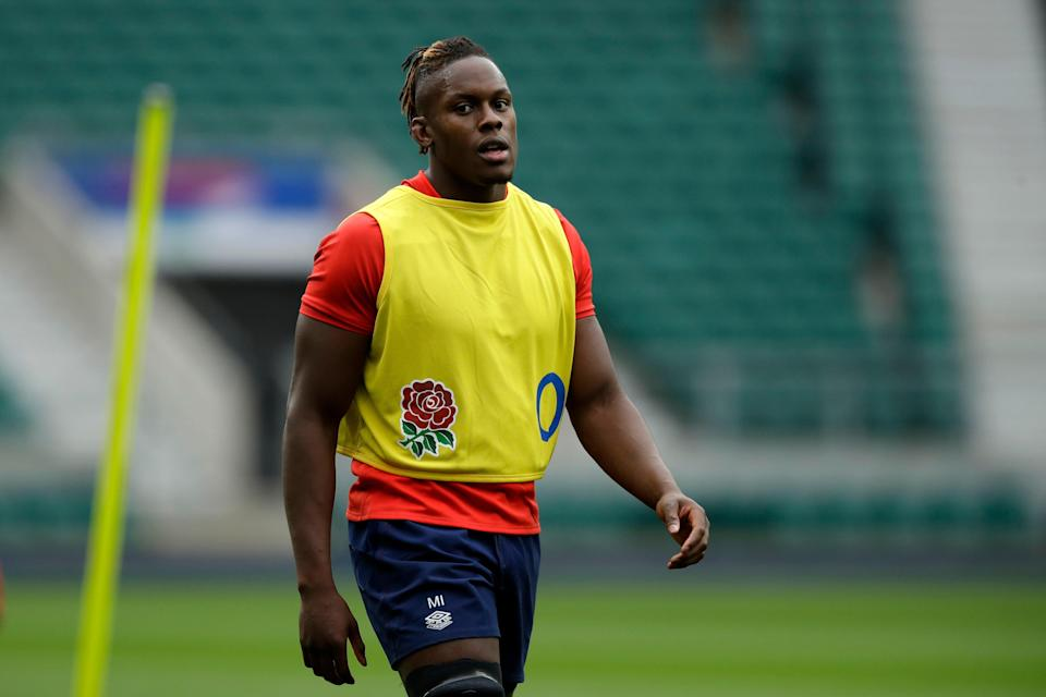 Maro Itoje has been backed by Sam Warburton to lead the British and Irish Lions tour of South Africa (Getty)