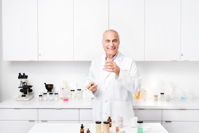 Dr. Howard Murad is a leading authority on all things skincare. (Credit: Murad)