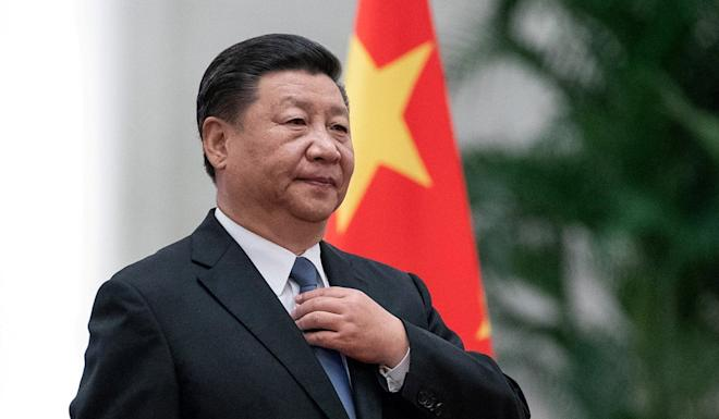 Chinese President Xi Jinping is keen to promote party loyalty among young people. Photo: Reuters