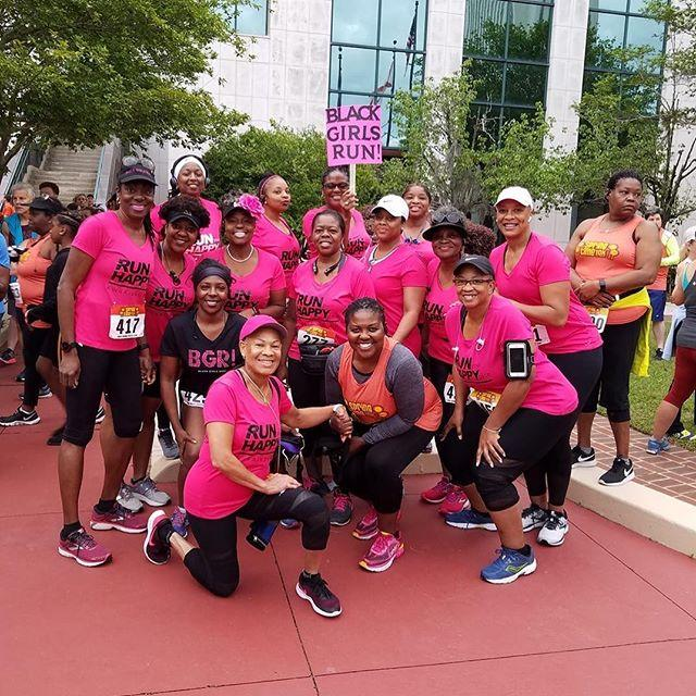 """<p>In 2009, Toni Carey and Ashley Hicks started <a href=""""https://blackgirlsrun.com/pages/about"""" target=""""_blank"""">Black Girls RUN!</a> (BGR!) with specific goals in mind for African-American women in particular: They hoped to encourage good health and fitness habits, combat obesity, and provide a fun, accepting environment in the running community where women could grow as athletes. </p><p>BGR! changed hands to new owner and CEO Jay Ell Alexander in 2018, and its mission continues to thrive. The organization now has nearly 70 chapters across the United States, offering social runs among local groups as well as national meetups at events and races.</p><p><a href=""""https://www.instagram.com/p/Bvoh_hRBJvc/"""">See the original post on Instagram</a></p>"""