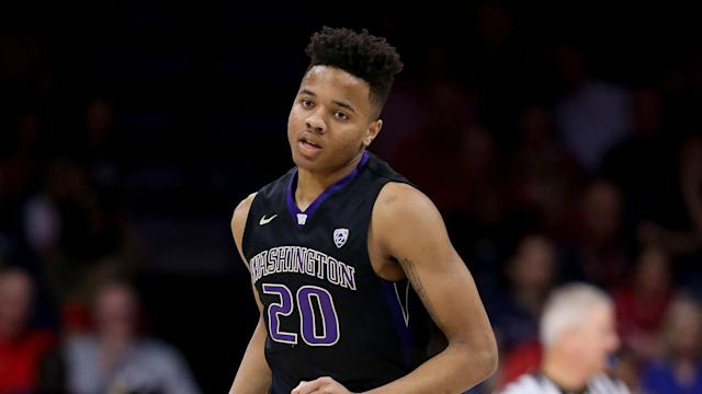 The Sixers will get the first overall pick for the second consecutive year and are expected to take the star Washington guard.
