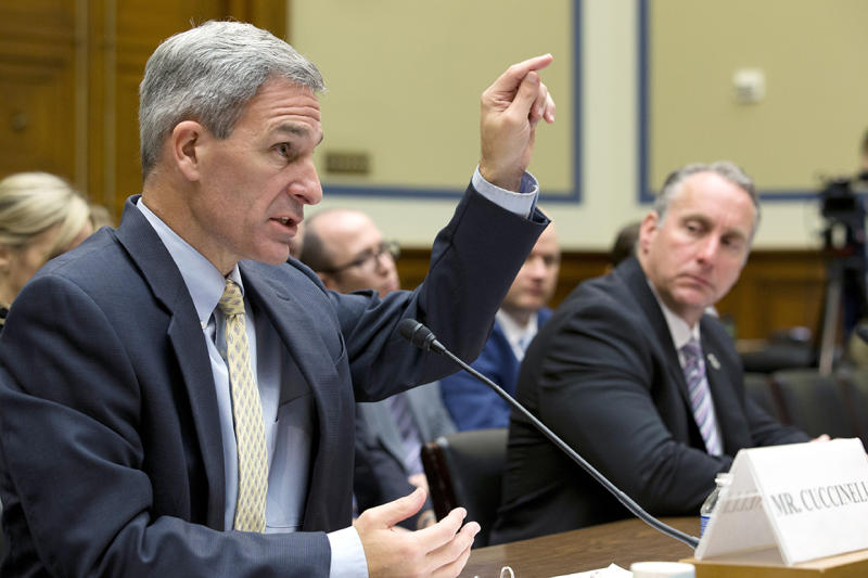 Federal judge rules Cuccinelli appointment unlawful