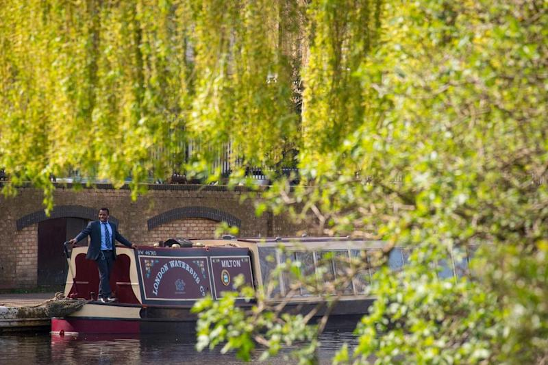More people are using and living on the canal network (PA Archive/PA Images)