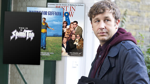 """""""This is Spinal Tap,"""" """"Waiting for Guffman,"""" """"Best in Show,"""" and """"Family Tree"""" GIveaway - Chris O'Dowd"""