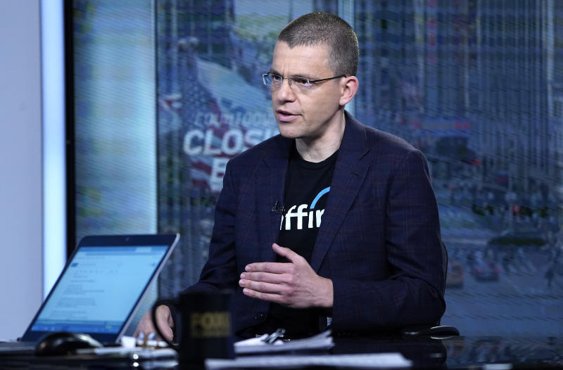 "PayPal Co-Founder & Affirm CEO Max Levchin Visits ""Countdown To The Closing Bell"""