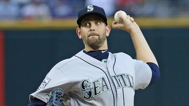 The Houston Astros are now 6-4 against the Seattle Mariners this season. All four losses have come in James Paxton's starts.