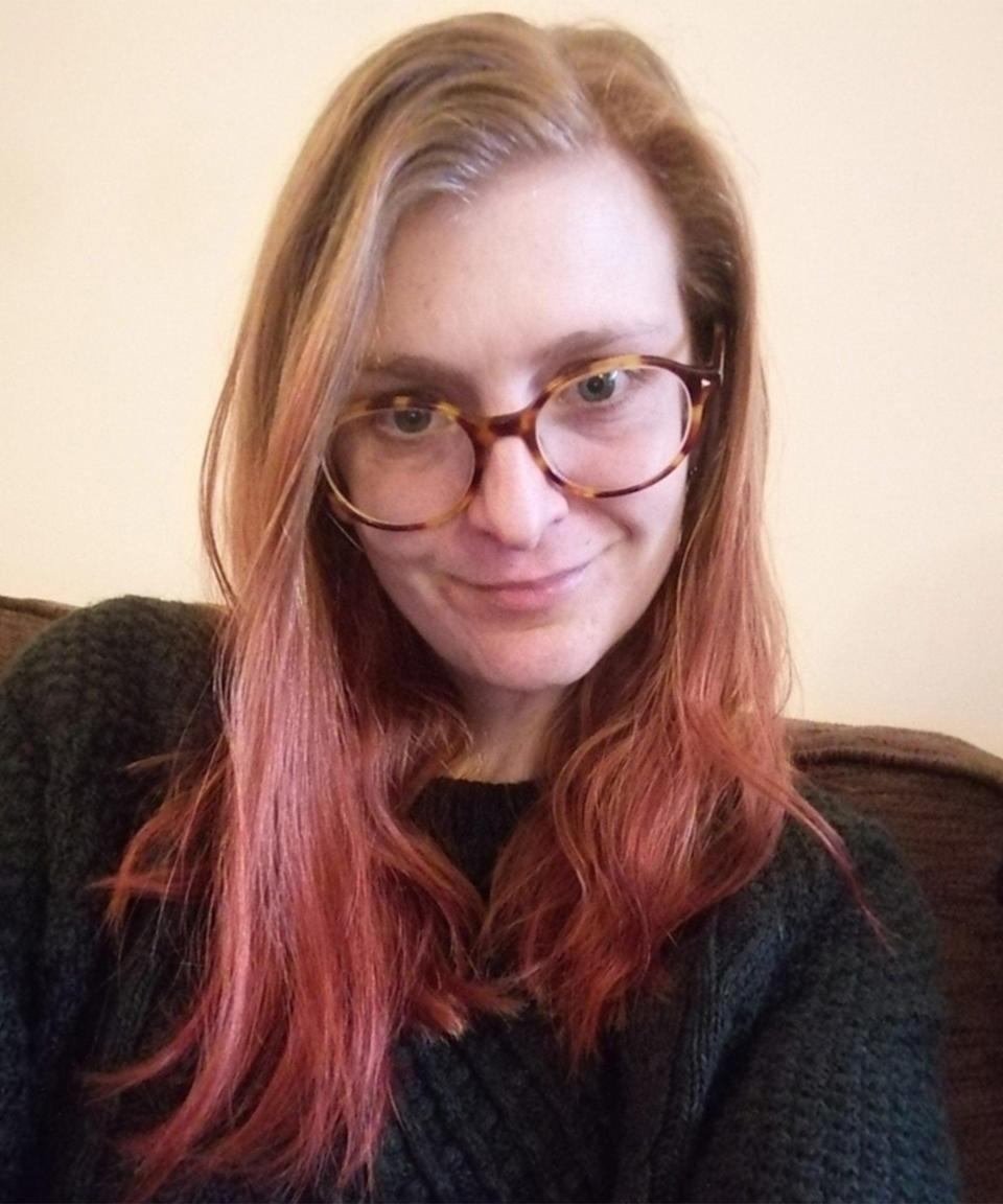 """<strong>Rachel Charlton Dailey </strong><br><br><em>Rachel Charlton Dailey, 31, is a freelance writer based in South Shields. She is the founder and editor of </em><a href=""""https://www.theunwritten.co.uk"""" rel=""""nofollow noopener"""" target=""""_blank"""" data-ylk=""""slk:The Unwritten"""" class=""""link rapid-noclick-resp""""><em>The Unwritten</em></a><em>.</em><br><br><em>She has a variety of conditions including lupus, an immune system disorder. Not taking immunosuppressant tablets for the condition – which would have lowered her immune system – meant she was not on the 'clinically vulnerable' list. She decided to shield anyway. </em><br><br>""""You see it all the time on Twitter,"""" says Rachel, when asked what people get wrong about shielding. The impact this ignorance has on people is huge; she refers to several high profile celebrities who have made statements about lockdown and how """"nature should take its course"""". Partly in response to such statements, Rachel wrote a piece entitled """"<a href=""""https://www.theunwritten.co.uk/2021/02/14/please-stop-killing-us/"""" rel=""""nofollow noopener"""" target=""""_blank"""" data-ylk=""""slk:Please Stop Killing Us"""" class=""""link rapid-noclick-resp"""">Please Stop Killing Us</a>"""" and has since deleted Twitter from her phone, despite it being helpful to her profession. <br><br>""""Honestly, it's been tough but at the same time I think I've gotten a lot closer to a lot of people,"""" says Rachel, citing a relationship with a relative that was previously strained. Walking and reading are staples of her daily life. """"At the moment I'm reading Claudia Winkleman's biography and I am loving it!"""" A sausage dog called Rusty has also been a much-needed companion.<br><br>When asked who she misses most, the answer is immediate. """"My nieces,"""" Rachel says, noting that their young age means that she's missed a lot of their growing up.<br><br>""""I've really missed just wandering around shops,"""" she says, with charity shops being a particular favourite. <br><br>""""To be honest, I've let myself feel my """