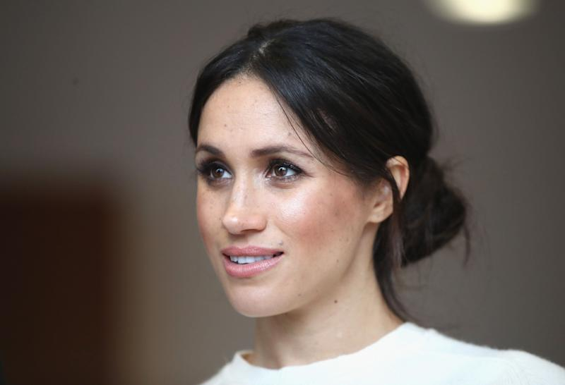Meghan in March 2018. (Photo: Chris Jackson via Getty Images)