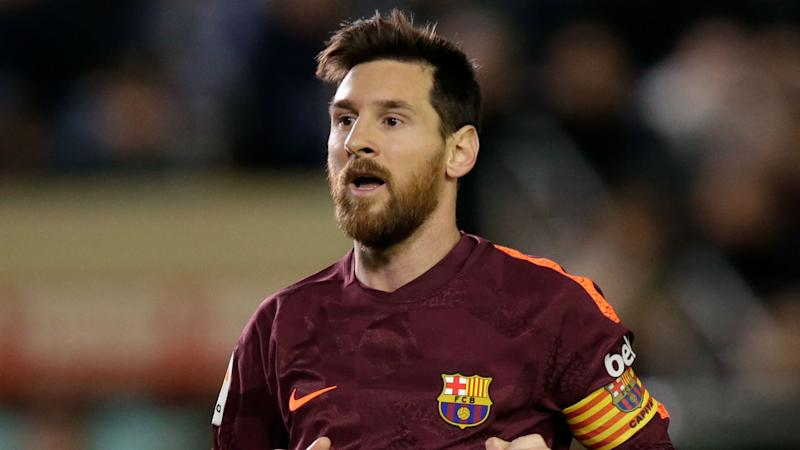 Messi, not Ronaldo, the best player of all time – Rakitic