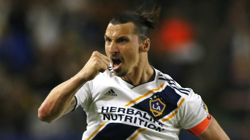 MLS Review: Ibrahimovic leads Galaxy and LAFC stutter again, Martinez's streak ends due to injury