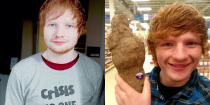 "<p>Ty Jones, 21, may look like crooner Ed Sheeran but it comes with some drawbacks. ""It's made my relationships worse I'd say because now I have to weigh up if they like me for me or are they're just interested in me because I'm the next best thing to Ed if they really like him,"" he told the Mirror. [Photo: Instagram/edsheeran / Instagram/ty1991ed] </p>"