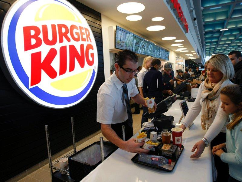 Burger King returns to France