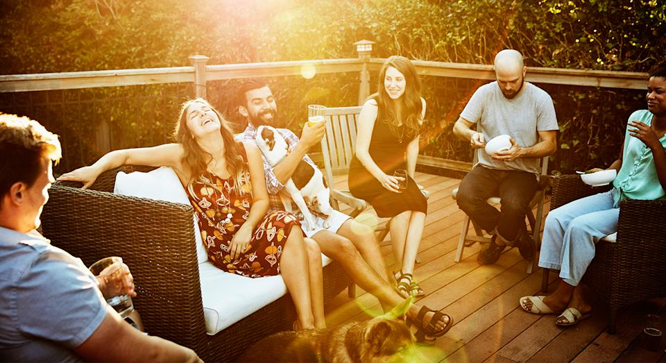 Spring is in the air, and for those preparing to make the most of their outdoor space this year, we have found the best outdoor furniture items to buy.  (Getty Images)