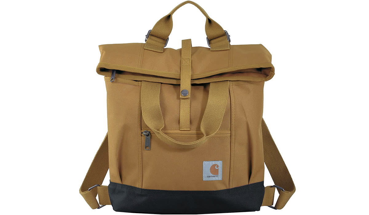 It's a backpack. And a tote. And a purse! (Photo: Amazon)