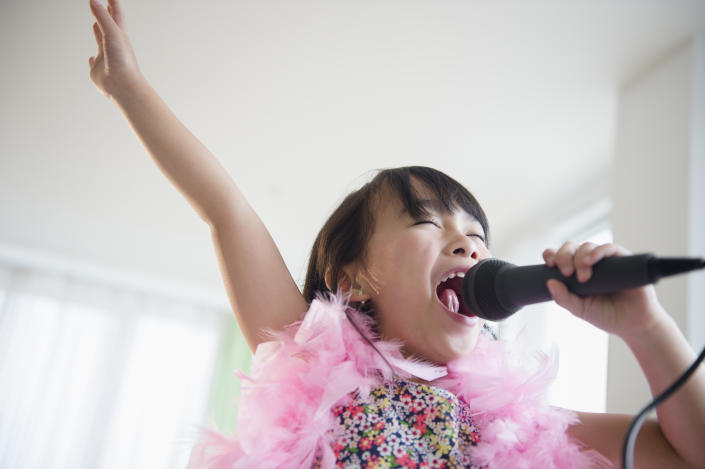 """""""I am what I am..."""" sing that rage out. (Getty Images)"""