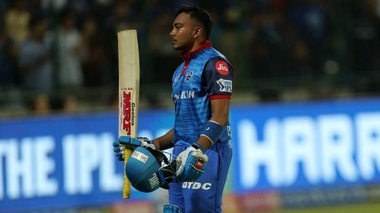 Graeme Swann compared Delhi Capitals opener Prithvi Shaw to Virender Sehwag.