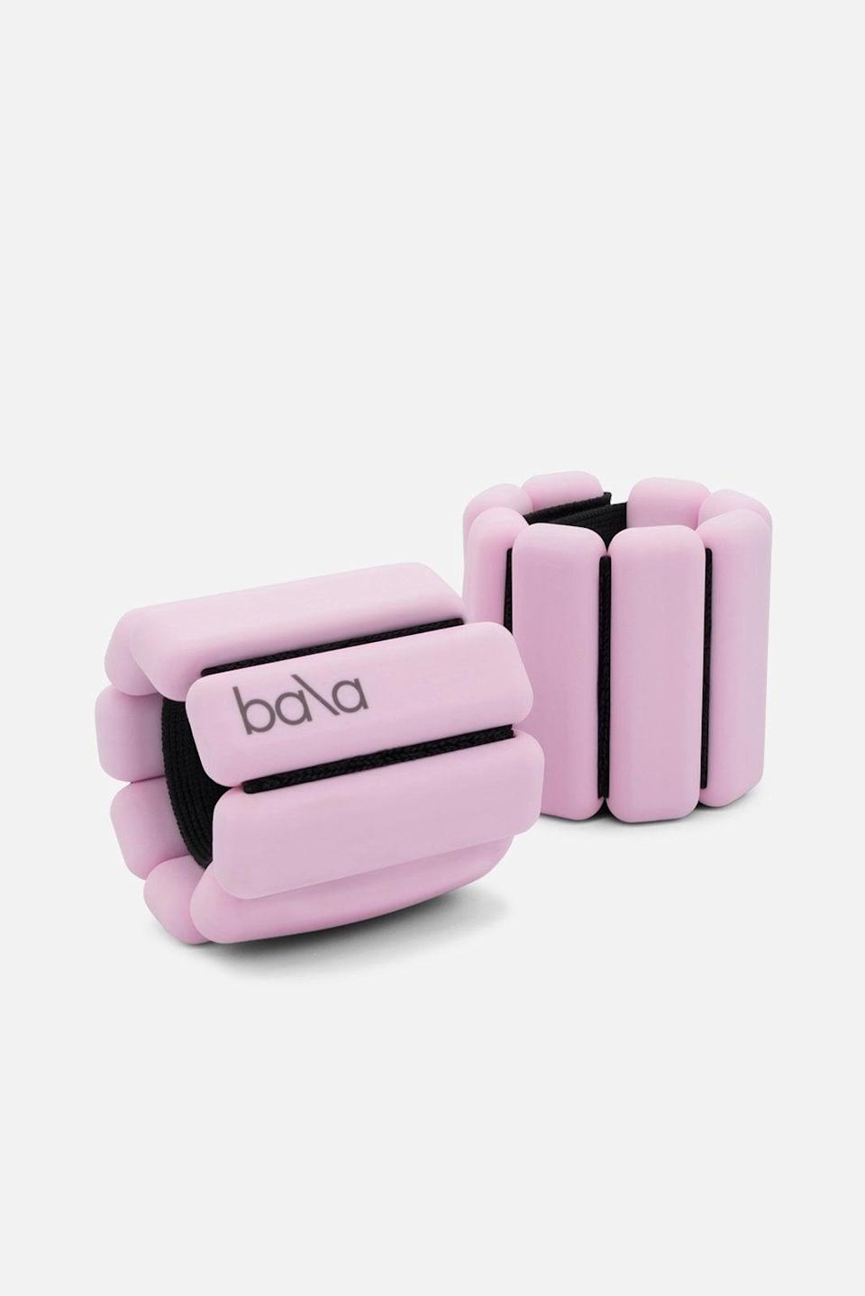 <p>These <span>Bala 1lb Weights</span> ($49) were the hottest commodity this year. They're finally back in stock, and they're the perfect present.</p>