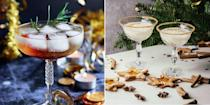 "This festive period more than ever, you'll probably want a good drink idea up your sleeve. Step forward: <a href=""https://www.cosmopolitan.com/uk/entertainment/a39642/best-christmas-adverts/"" rel=""nofollow noopener"" target=""_blank"" data-ylk=""slk:Christmas"" class=""link rapid-noclick-resp"">Christmas</a> cocktails. Whether <a href=""https://www.cosmopolitan.com/uk/worklife/g14195072/prosecco-cocktail-recipes/"" rel=""nofollow noopener"" target=""_blank"" data-ylk=""slk:Prosecco"" class=""link rapid-noclick-resp"">Prosecco</a>, <a href=""https://www.cosmopolitan.com/uk/worklife/g10022512/gin-cocktail-recipes/"" rel=""nofollow noopener"" target=""_blank"" data-ylk=""slk:gin"" class=""link rapid-noclick-resp"">gin</a> or <a href=""https://www.cosmopolitan.com/uk/worklife/g32446109/easy-tequila-cocktail-recipes/"" rel=""nofollow noopener"" target=""_blank"" data-ylk=""slk:tequila"" class=""link rapid-noclick-resp"">tequila</a> based, sometimes all it takes is a little tipple to get you in the Christmas spirit (wahey) and properly December ready. So much so, that new research from Bacardi revealed 50% of 1000 people surveyed say they will be incorporating cocktails into their Christmas celebrations even more than in previous years. If you're one of them and need more inspo, look no further than our festive recipe ideas."