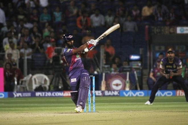 Rahul Tripathi, RPS, KKR, IPL 2017, playoffs