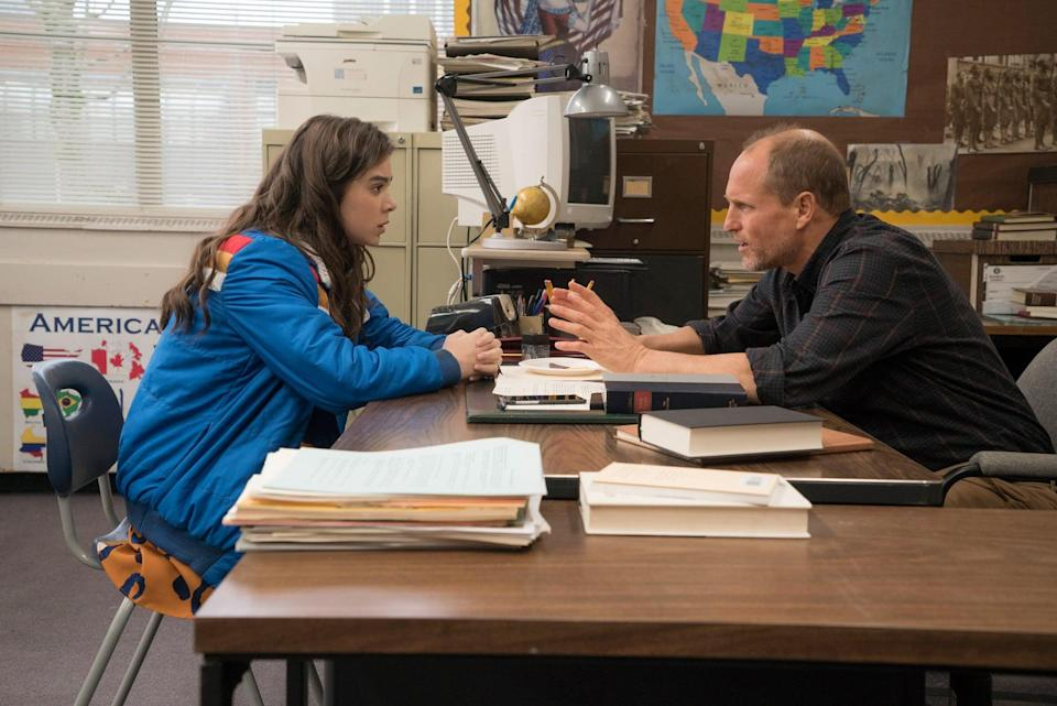 """<p>This movie, starring Hailee Steinfeld, embodies exactly what it's like to be 17 years old. Laugh, cry, and relate to this coming-of-age film with your roommate.</p> <p>Watch <strong><a href=""""http://www.netflix.com/watch/80104316"""" class=""""link rapid-noclick-resp"""" rel=""""nofollow noopener"""" target=""""_blank"""" data-ylk=""""slk:The Edge of Seventeen"""">The Edge of Seventeen</a></strong> on Netflix now.</p>"""